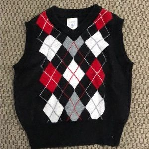 Christmas time vest